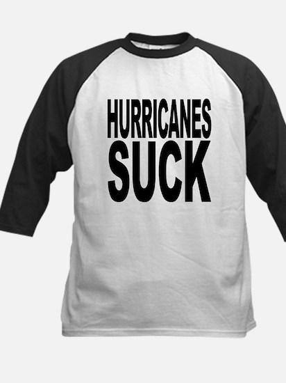 hurricanessuck.png Kids Baseball Jersey