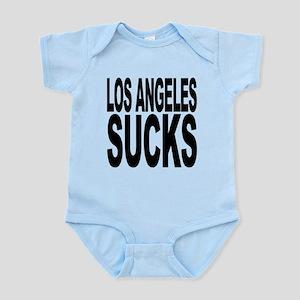 Los Angeles Sucks Baby Clothes Accessories Cafepress