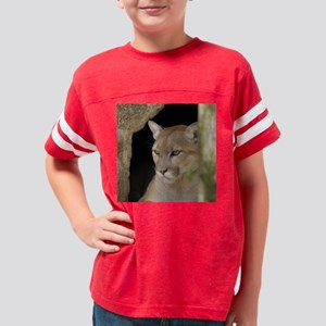 Cougar 013 Youth Football Shirt