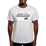 Trust Me I'm a Cheerleader Ash Grey T-Shirt