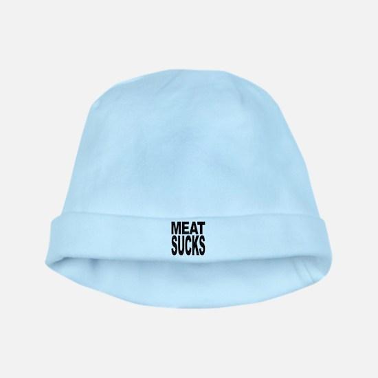 meatsucks.png baby hat