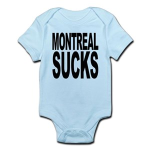 9eb1c48e1 Toronto Sucks Baby Clothes   Accessories - CafePress