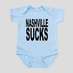 nashvillesucks Infant Bodysuit