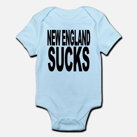 newenglandsucksblk.png Infant Bodysuit