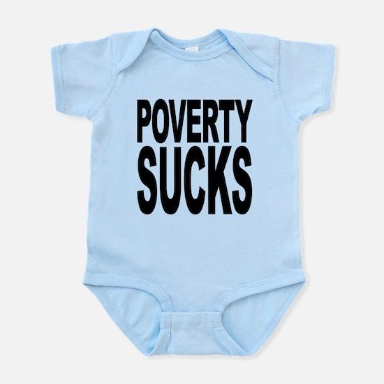 povertysucks.png Infant Bodysuit