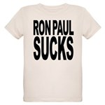 ronpaulsucksblk Organic Kids T-Shirt