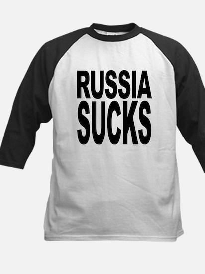 russiasucks.png Kids Baseball Jersey