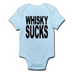whiskysucks.png Infant Bodysuit