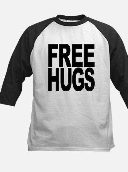 freehugs-blk.png Kids Baseball Jersey
