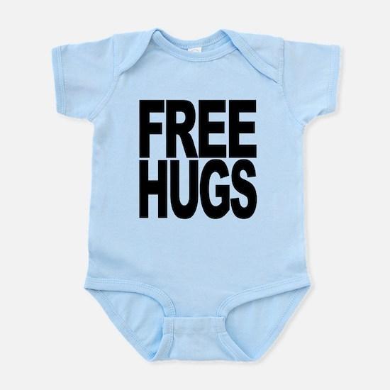 freehugs-blk.png Infant Bodysuit