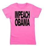impeachobama Girl's Tee