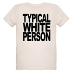 typicalwhitepersonblk Organic Kids T-Shirt