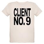 clientno9mssblk Organic Kids T-Shirt