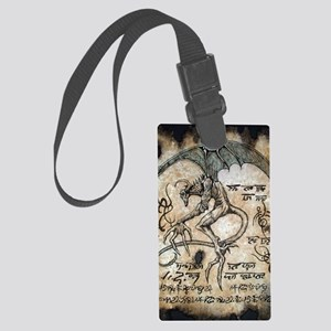 The Nightguant Large Luggage Tag