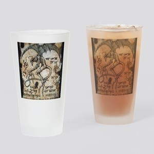 The Nightguant Drinking Glass