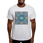 Celtic Eye of the World Light T-Shirt