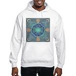 Celtic Eye of the World Hooded Sweatshirt