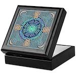 Celtic Eye of the World Keepsake Box