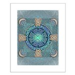 Celtic Eye of the World Small Poster