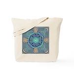 Celtic Eye of the World Tote Bag