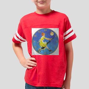 WITCH HAZEL II_CLOCK Youth Football Shirt