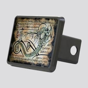 The Rituals of Cthulhu Rectangular Hitch Cover