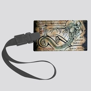 The Rituals of Cthulhu Large Luggage Tag