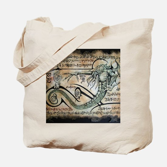 The Rituals of Cthulhu Tote Bag