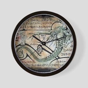 The Rituals of Cthulhu Wall Clock