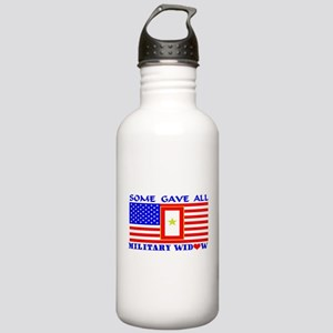 Bumpersticker3hg (2) Water Bottle