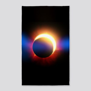 Solar Eclipse 3'x5' Area Rug