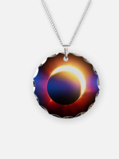 Solar Eclipse Necklace
