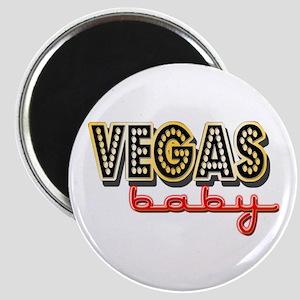 Vegas Baby Magnet