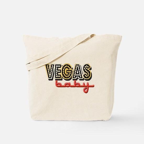 Vegas Baby Tote Bag