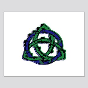 Abstract Triquetra Posters