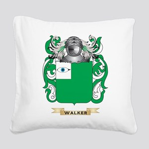 Walker Scottish Family Crest (Coat of Arms) Square