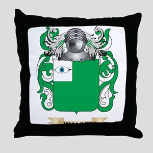 Walker Scottish Family Crest (Coat of Arms) Throw