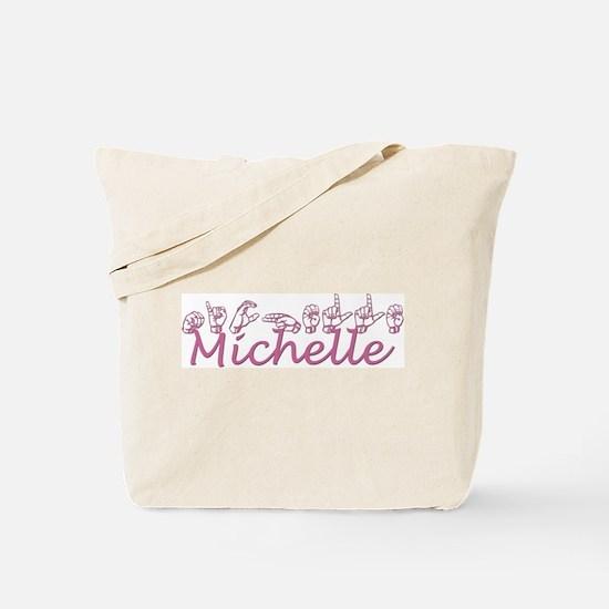 Michelle Tote Bag
