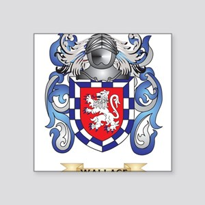 Wallace Family Crest (Coat of Arms) Sticker