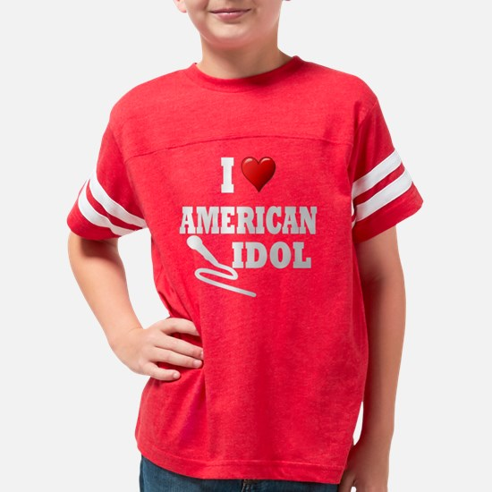 MICROPHONE IDOL2 Youth Football Shirt