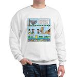 PA System - Camel - Fish Sweatshirt