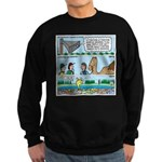 PA System - Camel - Fish Sweatshirt (dark)