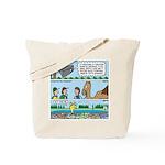 PA System - Camel - Fish Tote Bag
