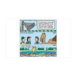 PA System - Camel - Fish 35x21 Wall Decal