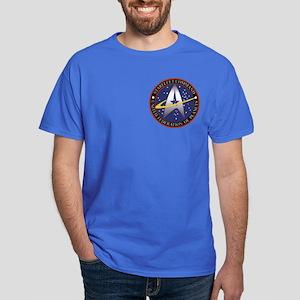 Starfleet Command logo Dark T-Shirt