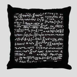 Chalk/Blackboard Throw Pillow