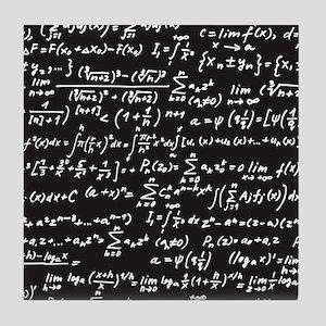Chalk/Blackboard Tile Coaster