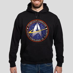 Starfleet Command logo Hoodie (dark)