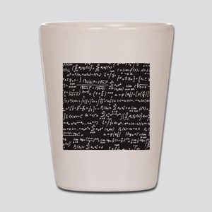 Chalk/Blackboard Shot Glass