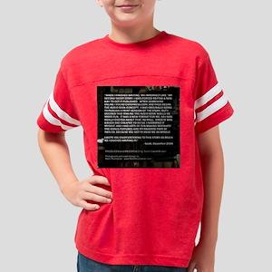 cd_booklet_bck Youth Football Shirt